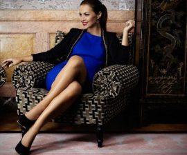 20 complementos para un vestido azul estupendos