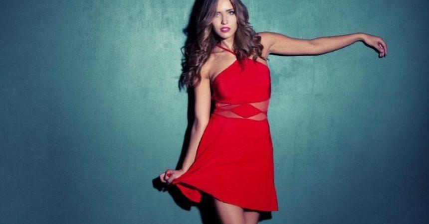 estupendos un vestido complementos rojo 20 para qTXaxgv
