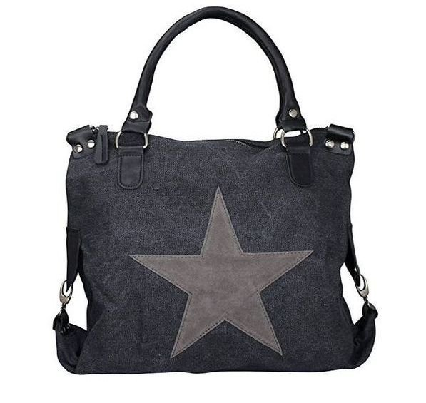 Bolso estrella de mujer