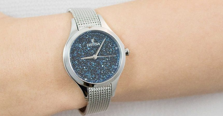 Los 7 mejores relojes Festina de oro de mujer  78ef7727f808