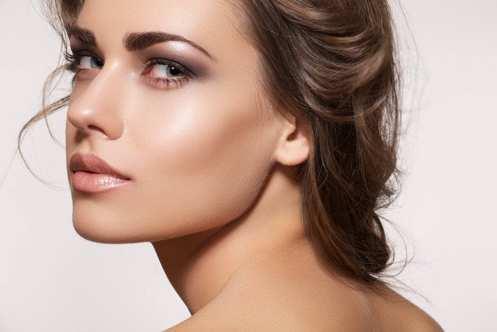 Trucos de maquillaje para caras alargadas