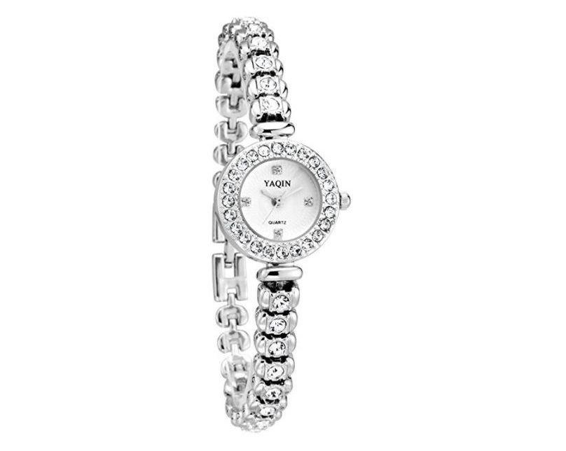 Reloj de mujer plateado