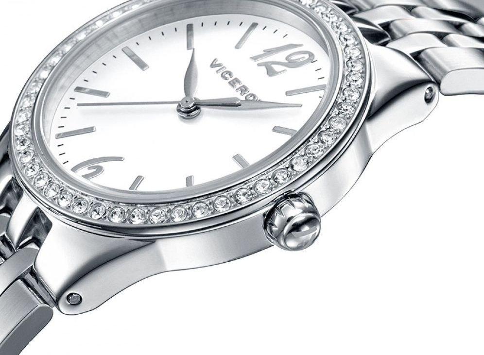 Reloj Viceroy plateado