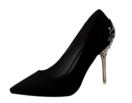 Zapato de tacón de aguja de moda