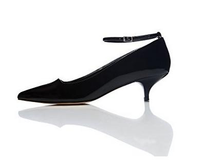 Zapato negro para salir de fiesta