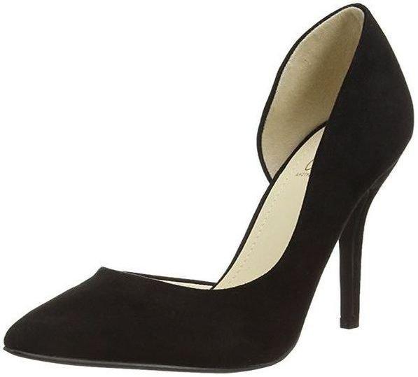 Zapatos de tacón elegantes